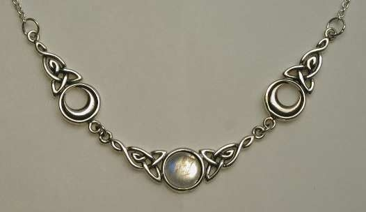 Celtic necklaces in jewellery at new moon paganjewelry tn164sg 622 k aloadofball Image collections