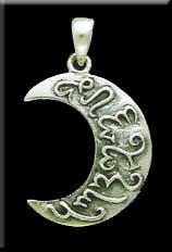 Artemis Symbol Moon