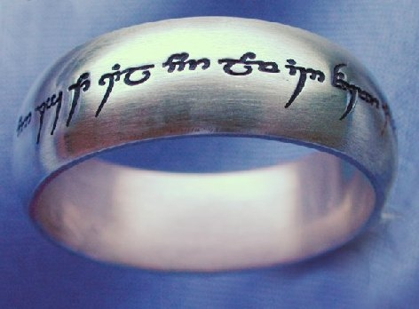 Lord of the Rings Elvish for Love