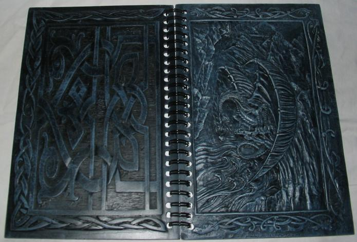 Book Of Shadows At New Moon Occult Shop